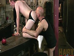Sky Rym and Taylor Day, Added: 2012-11-12 by Hairy and Raw