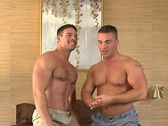 Braden and Derek - oral sex scene, Added: 2012-12-29 by Randy Blue